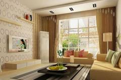 十幾款不同的客廳背景墻設計