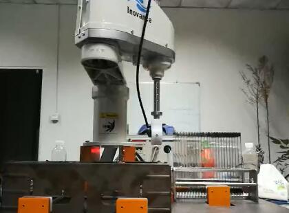 盖板转架机械手